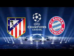 Hasil gambar untuk logo ATLETICO MADRID VS BAYERN MUNCHEN