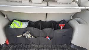 <b>Органайзер в багажник</b> — <b>Mitsubishi</b> Outlander XL, 2.4 liter, 2008 ...