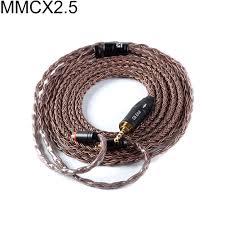 <b>KBEAR</b> 2.5/3.5/4.5mm MMCX/2Pin/QDC <b>Pure Copper 16</b> Cores ...