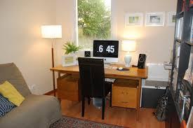 mid century thrifted desk modern home office century office