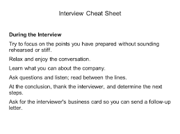 sacpronet mock interviews workshop agenda review position 23 interview