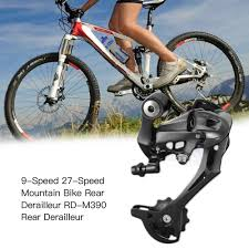 <b>RD M390 Rear</b> Derailleur 7 8 9 speed <b>MTB bike bicycle</b> Derailleur ...