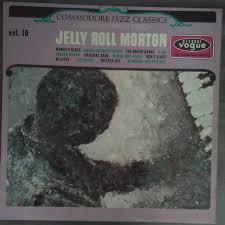 <b>Jelly</b> Roll <b>Morton</b> - <b>Piano</b> Solos (Vinyl) | Discogs