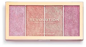 REVOLUTION <b>Палетка румян Vintage Lace</b> Blush Palette — купить ...
