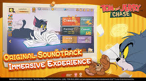 <b>Tom and Jerry</b>: Chase Official Website