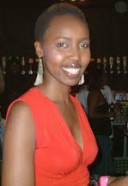Club Ntyce, London, 10 December 2005. jamhuri09.jpg. Nana Ciira, London correspondent for Eve, a Kenyan women's magazine: 'To me Jamhuri Day is a chance ... - 12011_jamhuri09