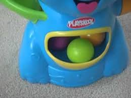 Playskool Poppin' Park Eelefun Busy <b>Ball</b> Popper Toy by Playschool ...