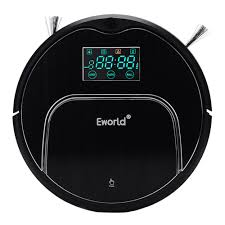 <b>Eworld M883 Smart Dry</b> And Wet Mop Robot Vacuum Cleaner For ...