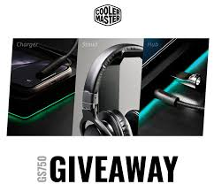 TechPowerUp and <b>Cooler Master</b> Present Gaming Gear Giveaway ...