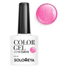 <b>Гель</b>-<b>лак Solomeya Color Gel</b>, 8.5 мл — купить по выгодной цене ...