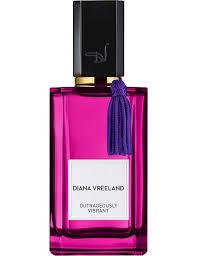 <b>DIANA VREELAND</b> - <b>Outrageously</b> Vibrant eau de parfum ...
