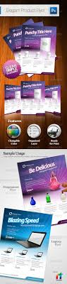 elegant product flyer a by antyalias graphicriver elegant product flyer a4 commerce flyers