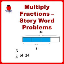 Fractions Worksheets 4th, 5th Grade - Multiplying Fractions Word ...Fractions Worksheets 4th, 5th Grade - Multiplying Fractions Word Problems ...