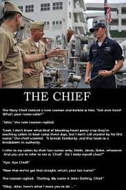 Navy Chief - Funny Images and Memes To Fill You Up With Geeky ... via Relatably.com