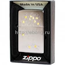 <b>Зажигалка</b> Zippo 29999 <b>Money Tree</b> Design <b>Бензиновая</b>
