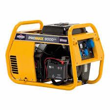 Переносной <b>бензиновый генератор</b> ProMax 9000EA | <b>Briggs</b> ...