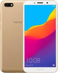 Смартфон Honor 7A Gold – описание и технические ...