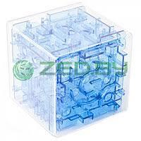 <b>Головоломка Эврика Куб Blue</b> 97525, цена 32 руб., купить в ...
