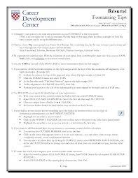 resume formatting tips getessay biz resume formatting for resume formatting