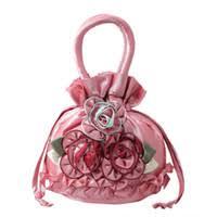 Drawstring <b>Gift Bag</b> Embroidered UK