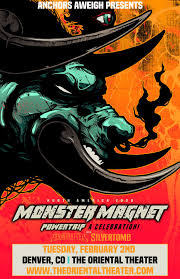 Monster Magnet - The Oriental Theater