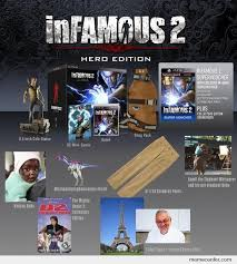 Infamous 2: Hero Edition by ben - Meme Center via Relatably.com