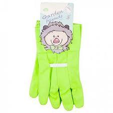 <b>Перчатки</b> детские Garden friend <b>садовые</b> зеленые размер 7,5 ...
