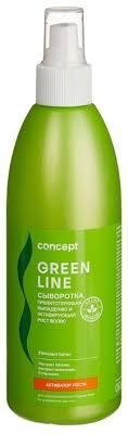 <b>Concept</b> Green Line <b>Сыворотка</b>, <b>препятствующая выпадению</b> и ...