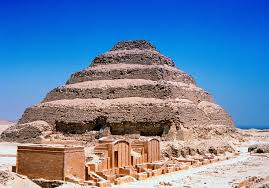 step pyramid of djoser s oldest pyramid