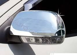 <b>Хромированные накладки на зеркала</b>? — Audi 100, 2.0 л., 1993 ...