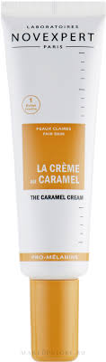 Novexpert <b>Pro</b>-Melanin The Caramel Cream - <b>MakeUp</b>