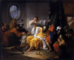 the death of socrates by jacques philip joseph de saint quentin the death of socrates by jacques philip joseph de saint quentin