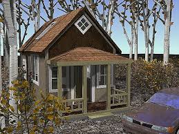 Plans x Cottage Home Plan