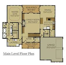 Craftsman Style Home DesignCraftsman Style Floor Plan Timber Ridge