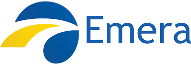 emera inc ema research coverage started at wells fargo co