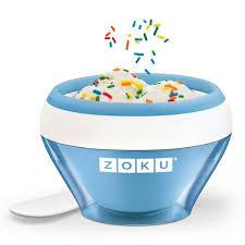 <b>Мороженица Ice cream maker</b> синяя ZK120-BL - купить в ...