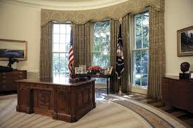 oval office white house. The Oval Office In West Wing Of White House Washington DC