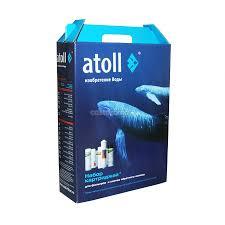 <b>Набор префильтров Atoll № 202</b> ECO для A-550 - купите по ...