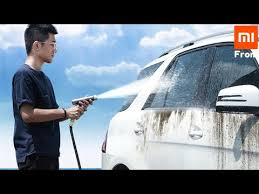 Xiaomi <b>Baseus Car Washing</b> Gun - YouTube