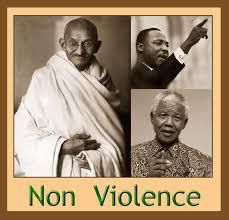 nonviolencejpg  gandhi king and mandela what made non violence work dbq essay