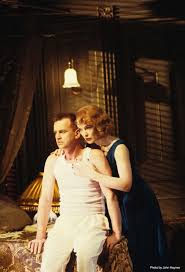 best images about tennessee williams tennessee cat on a hot tin roof national theatre 1988