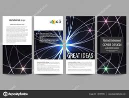flyers set modern banners business templates cover design business templates cover design template easy editable abstract