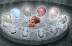 Image result for Elements Of The 13 Crystal Skulls Legend