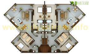 floor plans floors and 3d on pinterest awesome 3d floor plans