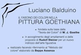 """Luciano Balduino """" Pittura Goethiana"""""""