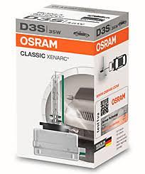 Ксеноновая <b>лампа D3S Osram</b> Xenarc Classic 66340CLC