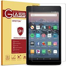 OMOTON Screen Protector for Fire HD 8 (8th and 7th ... - Amazon.com