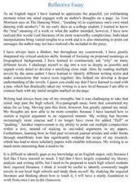 AP Spanish Language Essay writing rubric