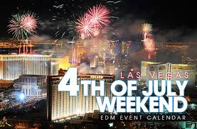 Las Vegas July 4th Weekend 2017 Event Calendar | Electronic Vegas