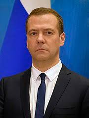 Dmitri Anatoljewitsch Medwedew